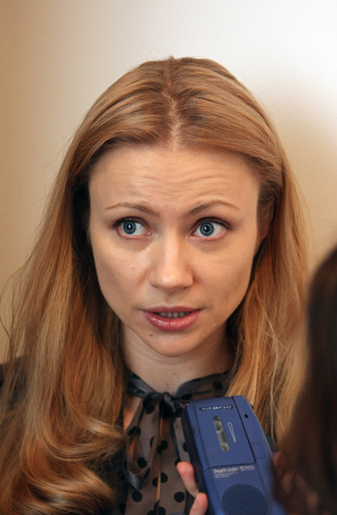 Мария Миронова: «Лешамне немуж, адруг»