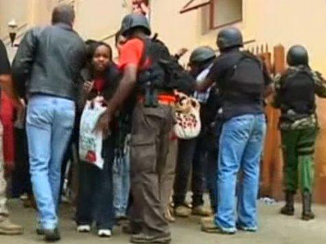 Президент Кении заявил о 39 погибших в бойне в торговом центре