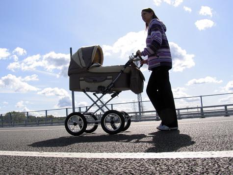 Малыши Солнечногорска померяются колясками