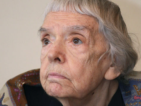 Людмила Алексеева собирается распродать коллекцию Гжели ради прав человека