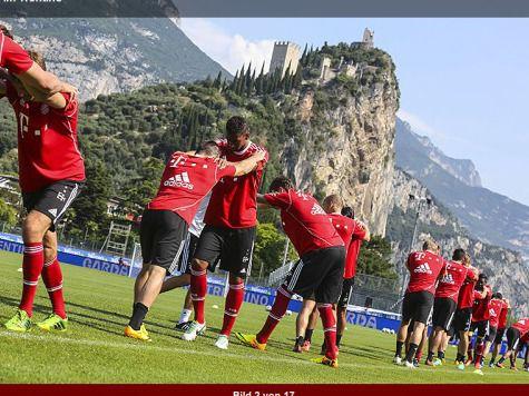 Сразу четыре игрока «Баварии» претендуют на приз «Лучшего футболиста Европы»