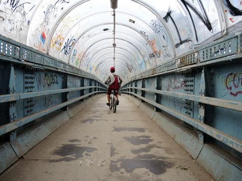 Серийный похититель велосипедов задержан в Москве