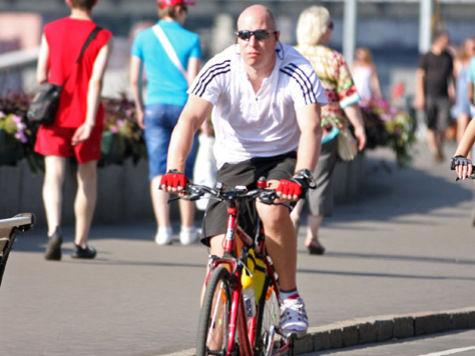 Велодорожки свяжут Бульварное кольцо