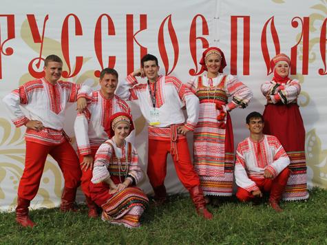 В Коломенском прошел первый Межрегиональный творческий фестиваль славянского искусства «Русское поле»