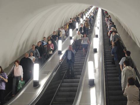 К 2013 году столичная подземка может остаться без эскалаторов