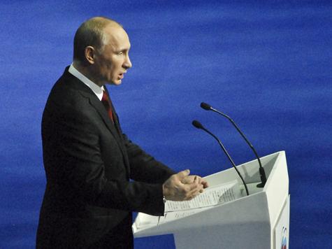 Путин не придет на митинг в свою поддержку