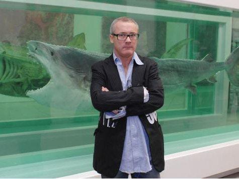 Рыбный шедевр от Дэмиена Хертса продали за 3 млн долларов