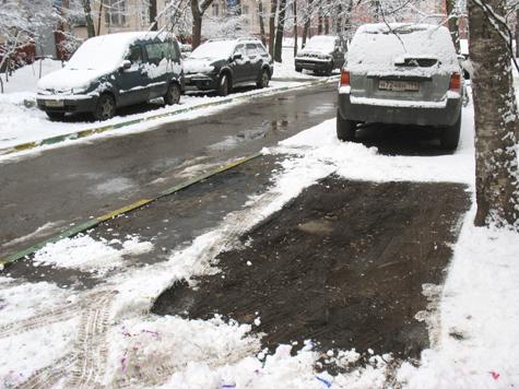 В ЦАО будет больше парковок