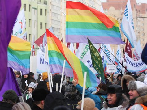 Геи будут бороться за гомосексуальные права детей
