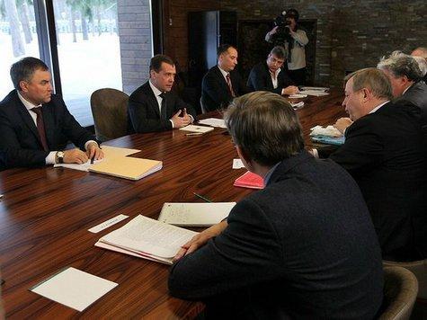 «Медведев выступил в роли представителя Путина по контактам с Болотной»