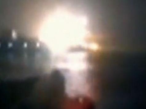 В Индии взорвалась и утонула русская подлодка