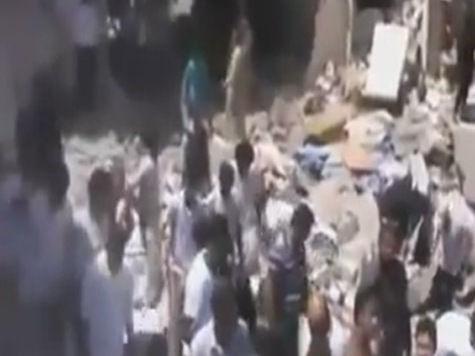 Химатаку в Сирии расследуют эксперты ООН, которые вернулись ни с чем из Ирака