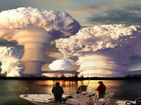 Ядерный взрыв разложили на молекулы