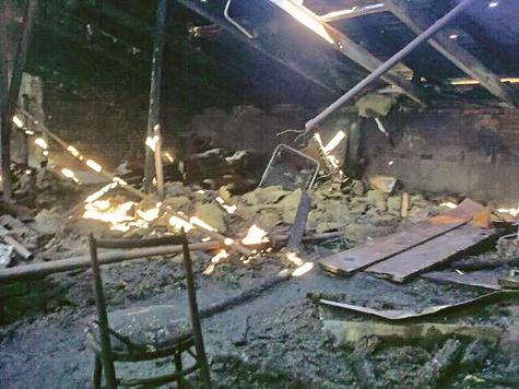 Квартиру Тайванчика подожгли его же рабочие