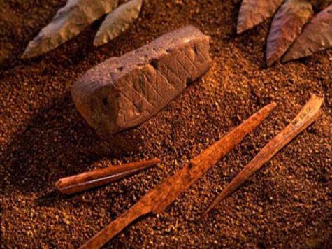 Искусство появилось 100 тысяч лет тому назад