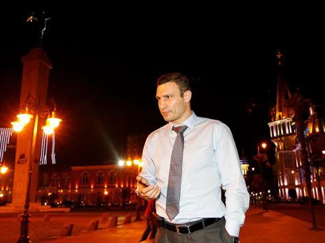 Виталий Кличко: «Батуми могу сравнить только с Лас-Вегасом»