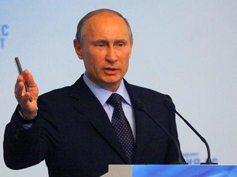 Американский сенатор: Путин ведет себя как школьный хулиган