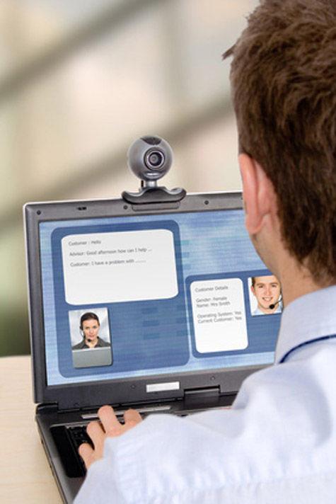 средний бизнес малый бизнес электронные коммуникации видеосвязь
