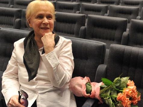 Толмачева была самой лирической героиней 60-ых