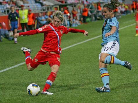 Россиянки проиграли Евро-2013 по жребию
