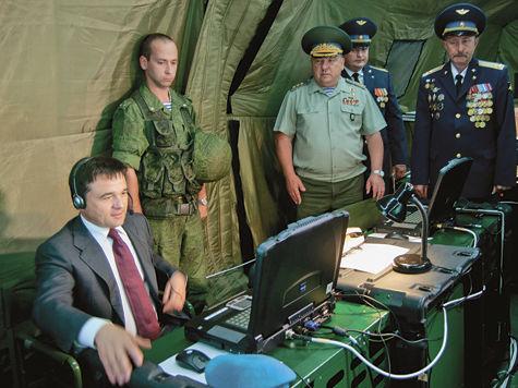 Десантники позвали Воробьева в разведку