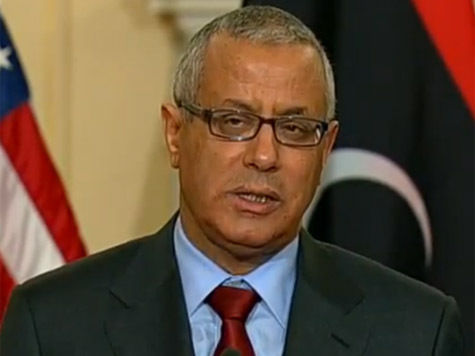 Премьер-министра Ливии похитили из отеля вооруженные люди