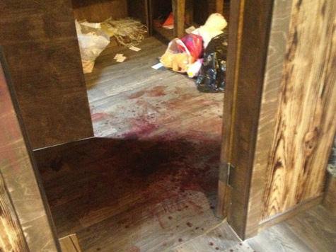 Киллер разбудил ресторатора ударом ножа