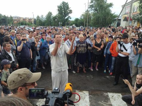 пугачев бунт чеченцы ситуация