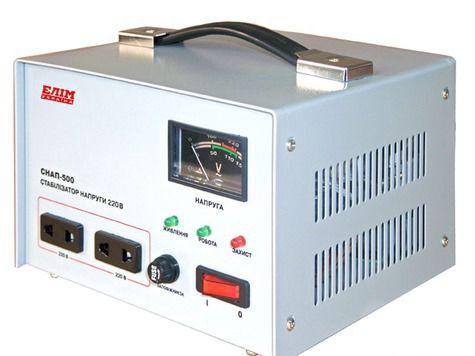 Стабилизатор переменного тока. Что это и для чего это?