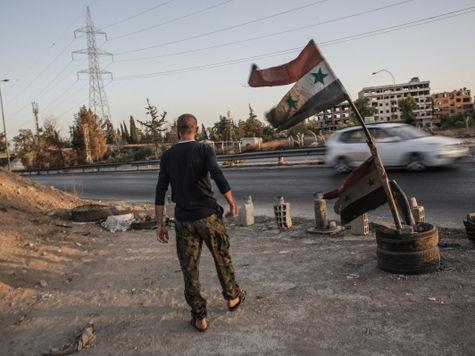 Международные аплодисменты: Сирия уничтожает химическое оружие