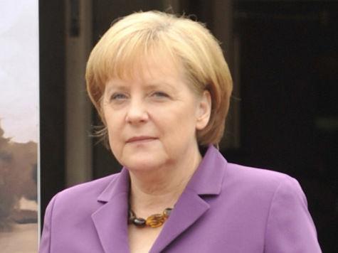 Американская электронная разведка подслушивала мобильник канцлера Германии