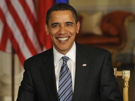 Семейства Обамы прибыло за счет новой собаки
