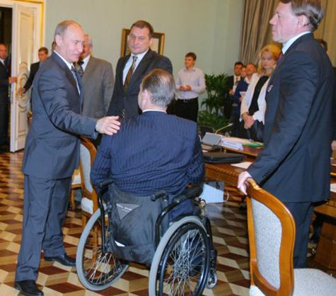 В Белом доме для инвалидов не будет никаких препятствий