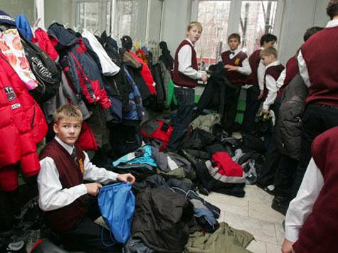 В Москве не будет единой школьной формы