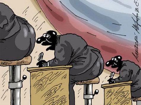 Единороссы посадят всех за клевету