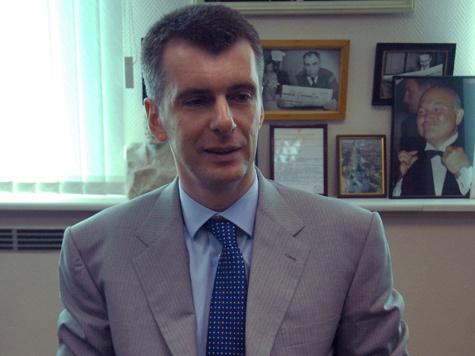 Прохоров оставил системе пять лет