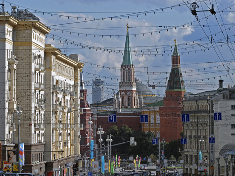 Возле Кремля предлагают построить огромный вокзал