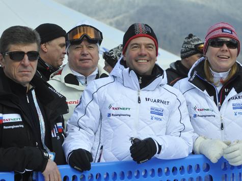 МОК ожидает от олимпиады в Сочи сюрпризов