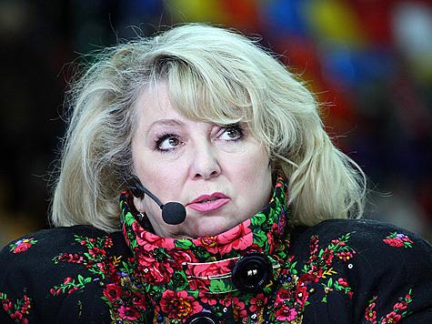 Тарасова просит Путина спасти ЛДС ЦСКА