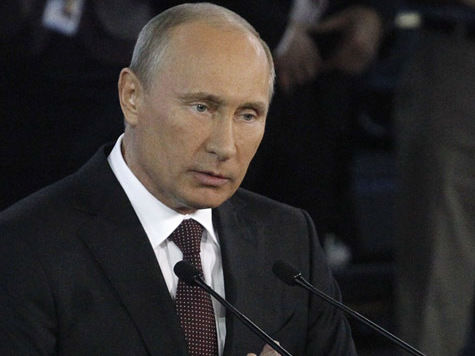 Путин: «Будем помогать Сирии»