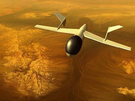 Предложена модель самолета, способного отправиться к Титану