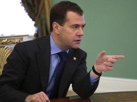 """""""Медведей"""" забеспокоил Медведев"""