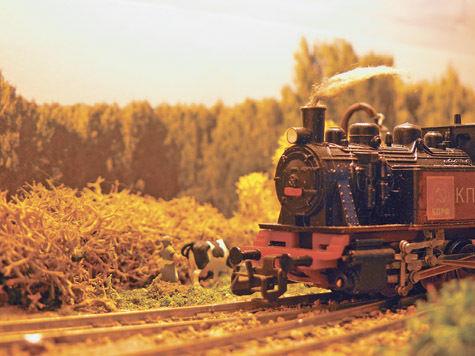 Железнодорожный роман