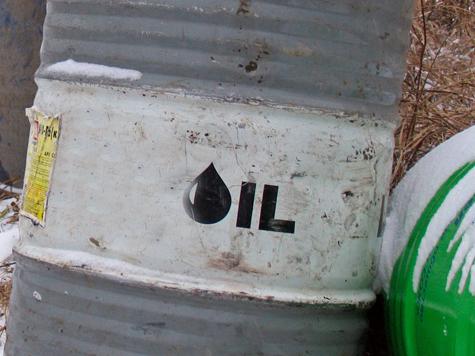 От нефтяной бочки — к разбитому корыту