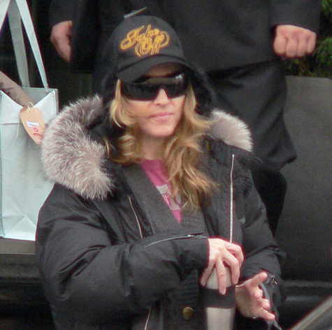 «Если Мадонна выйдет за грань, ее оштрафуют!»
