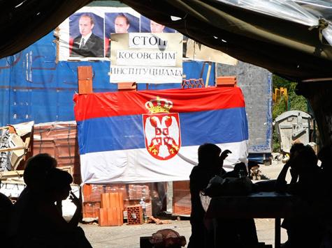 Сербское Косово отделится от албанского?