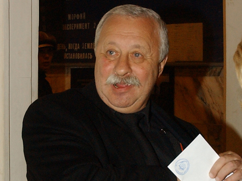 Леонид Якубович в аварии отделался царапиной