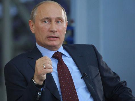 Новый подвиг Путина: нырнул на батискафе «за тарелками»