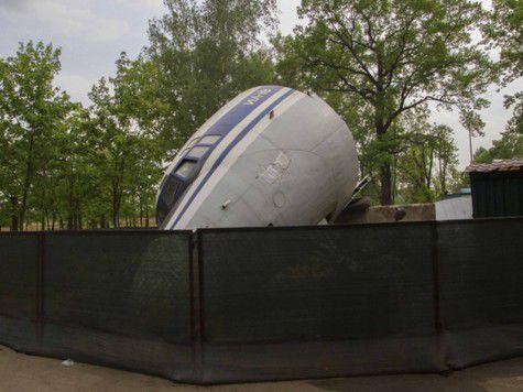 Прощай, легенда: Памятник Ил-18 в Химках пустили на металлолом