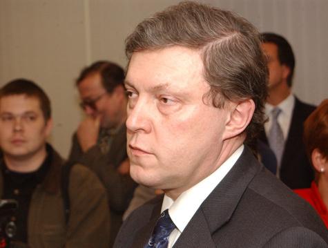 Явлинский пойдет впрезиденты